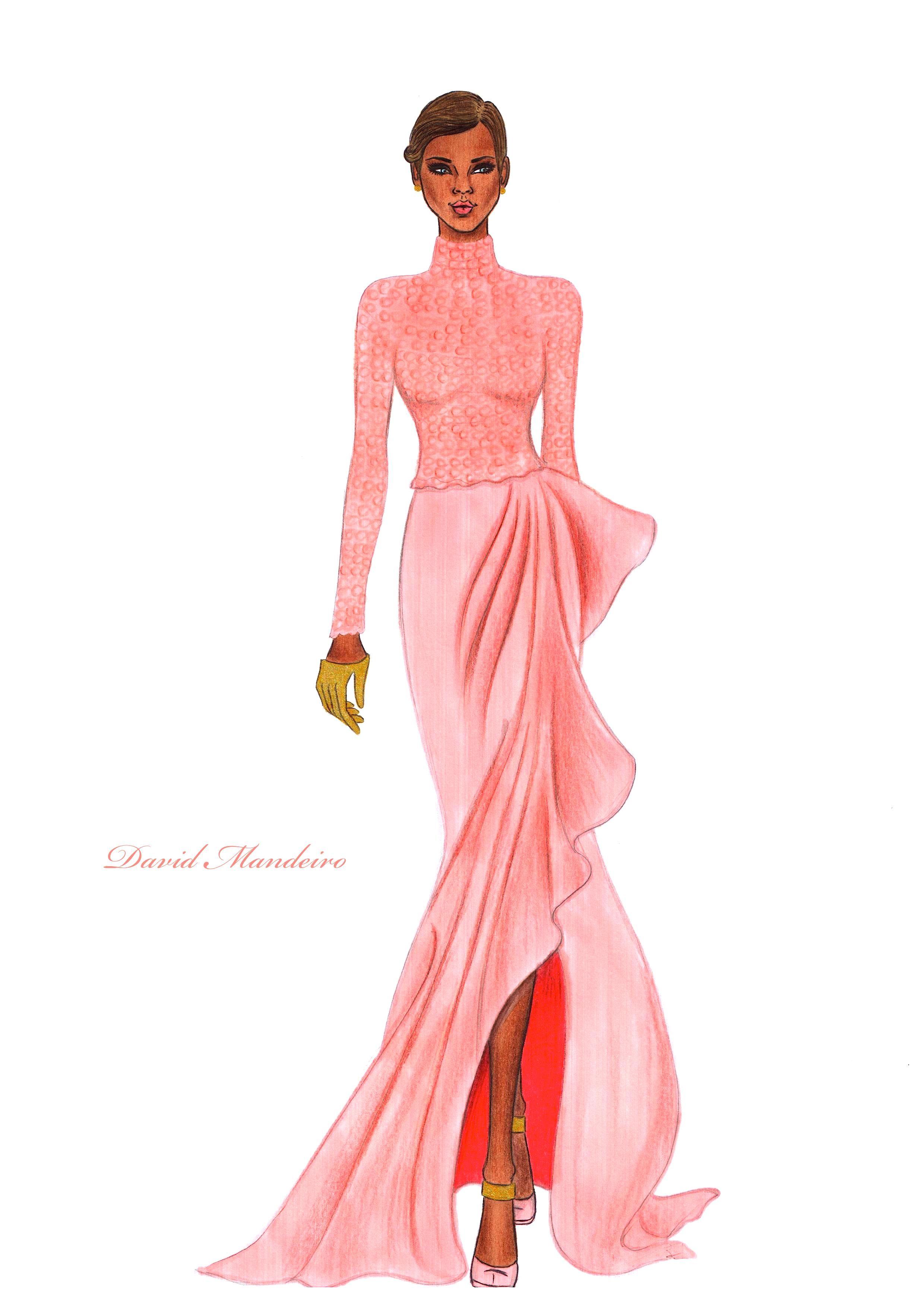 By David Mandeiro | David Madeiro Fashion Artwork | Pinterest ...