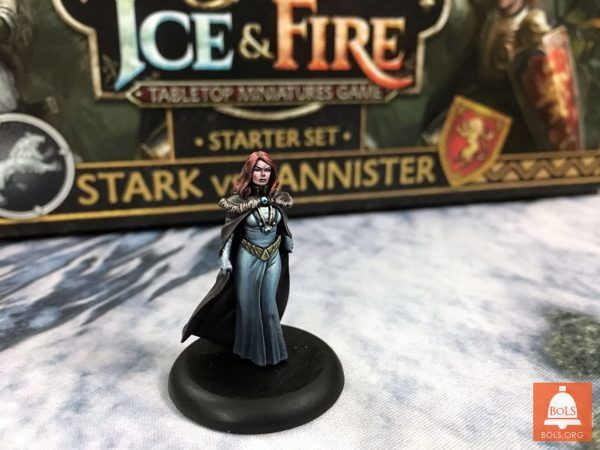 Tabletop Gallery A Song Of Ice And Fire Catelyn A Song Of Ice