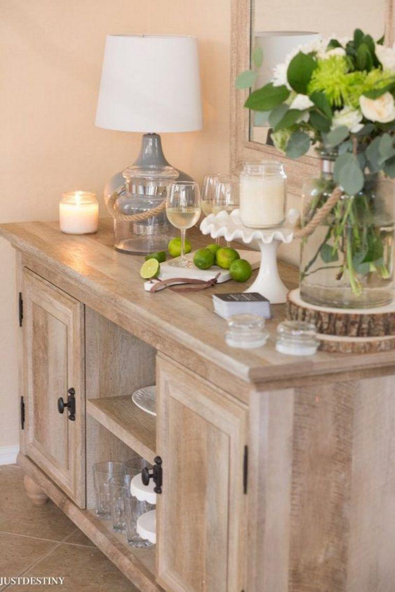 Best 9 Gorgeous Farmhouse Buffet Designs As Simple And Elegant 640 x 480