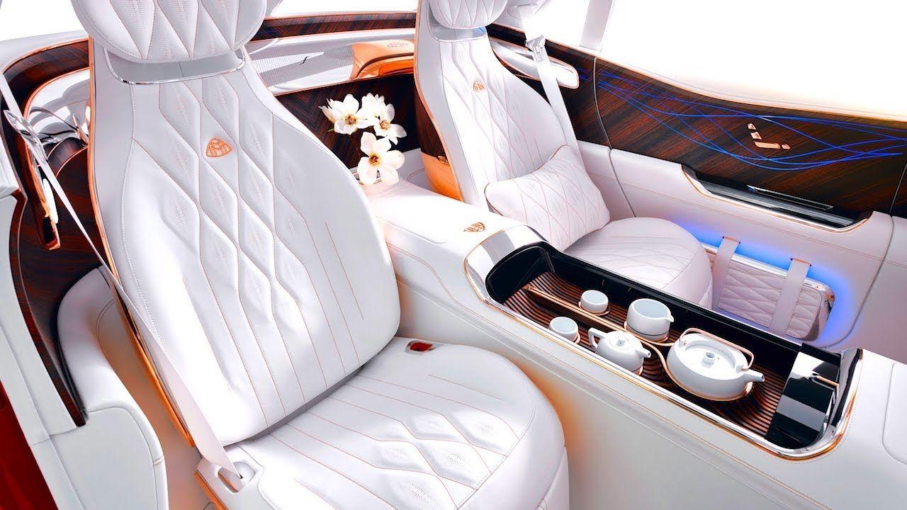 Maybach Suv Interior Video Mercedes Maybach Suv 2018 Interior