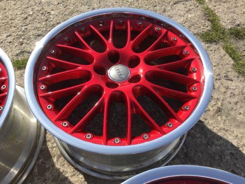 BBS Speedline 9x19 Candy red poliert in Niedersachsen - ebay kleinanzeigen k chenmaschine