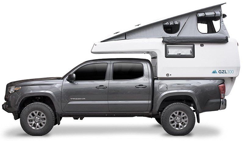 Toyota Tacoma Camper 5 Brands For Your Favorite Mid Size Truck