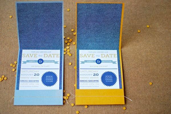 8 inspiring save the date cards diy weddings craft wedding tkb matchbook diy111 solutioingenieria Image collections