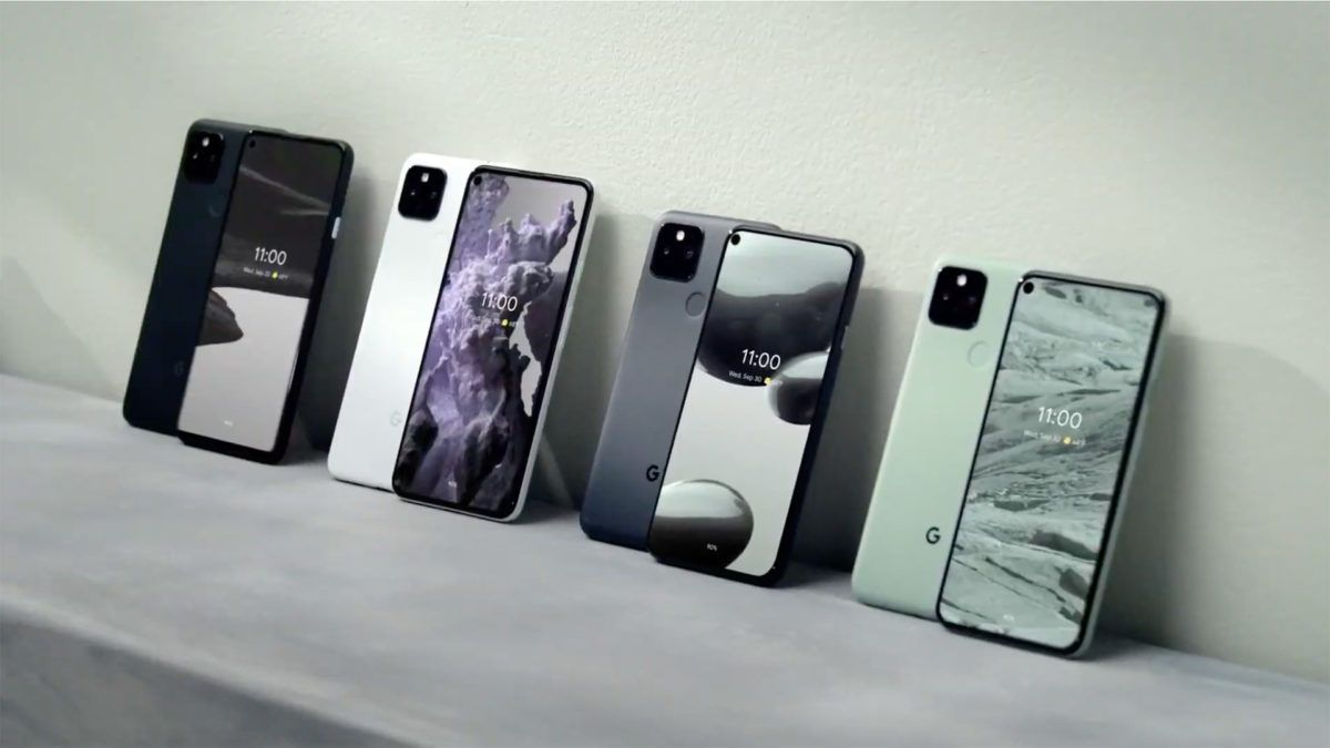 Google Pixel 5 Vs Older Google Phones Should You Upgrade In 2020 Google Pixel Pixel Phone Three Phones