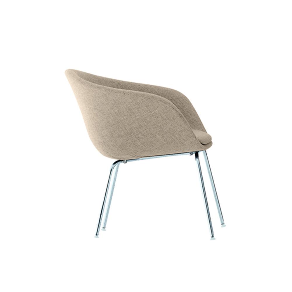 Pleasant Duna Lounge Lievore Altherr Molina Arper Suite Ny Machost Co Dining Chair Design Ideas Machostcouk