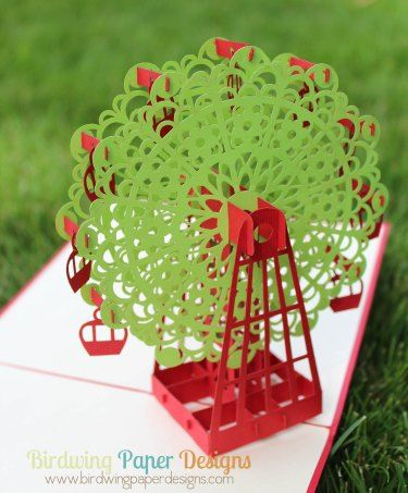 3D Pop Up Cards