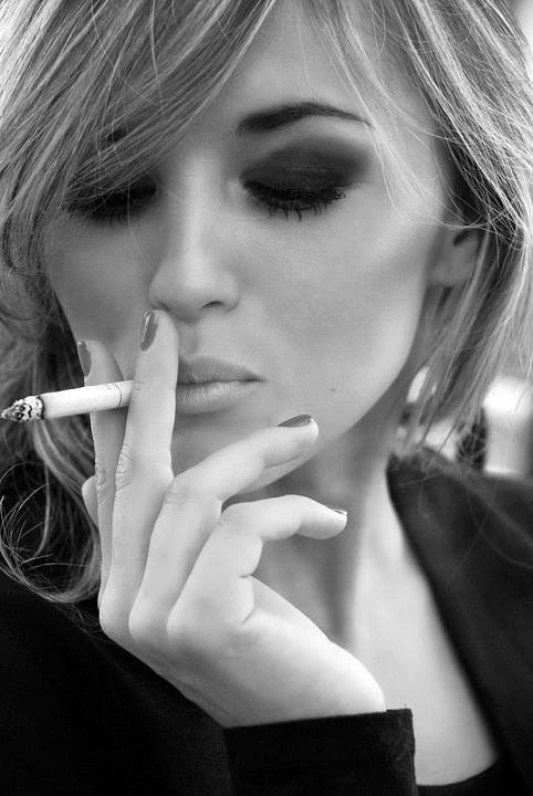 Cigarettes sexy women smoking