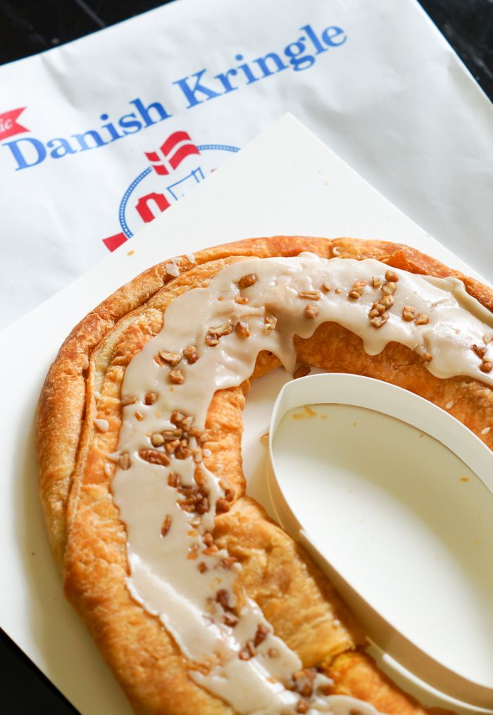 Sweet On Trader Joe S Sunday Pumpkin Caramel Danish Kringle
