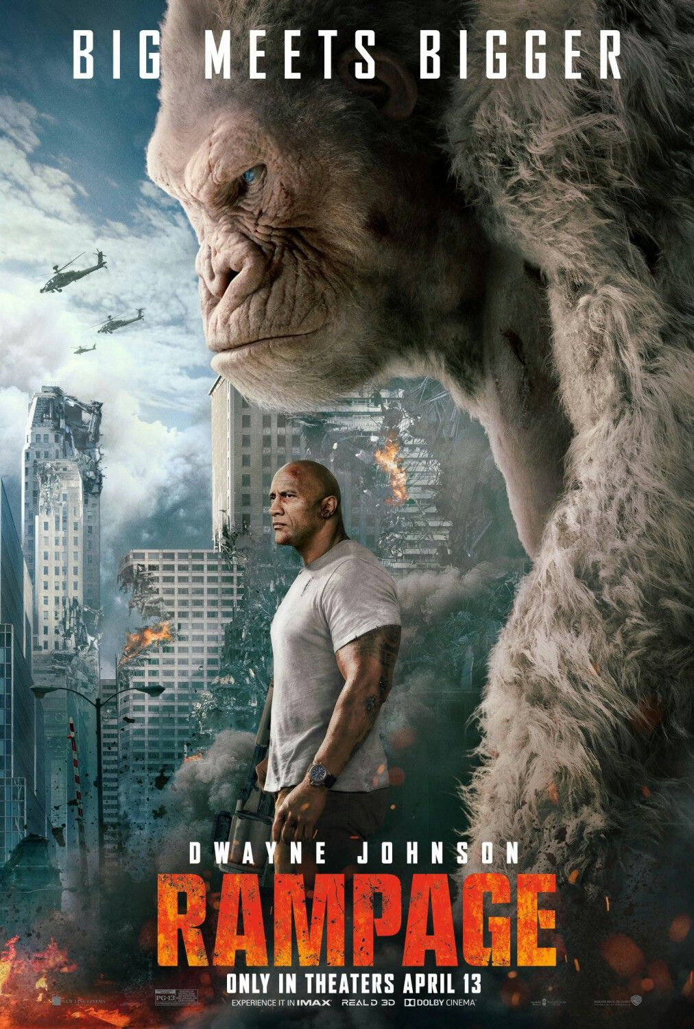 Pin By Somto Grey On Filmplakat Full Movies Online Free Rampage Movie Streaming Movies
