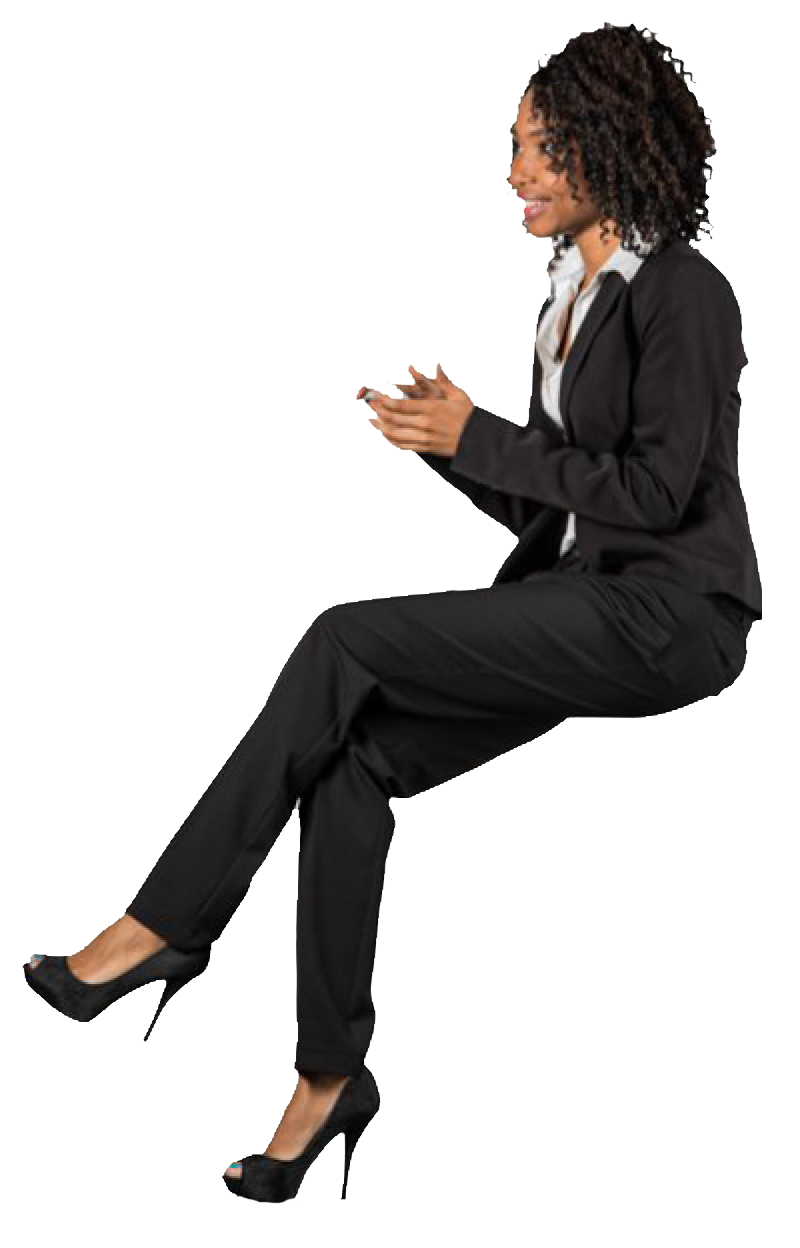 cutout woman sitting cutout pinterest architecture. Black Bedroom Furniture Sets. Home Design Ideas