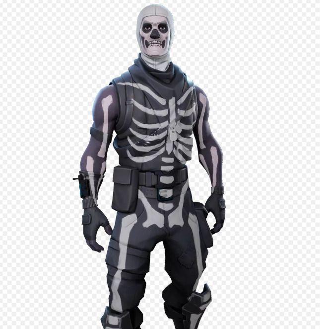 New Children S Fortnite Halloween Skull Trooper Human Skeleton