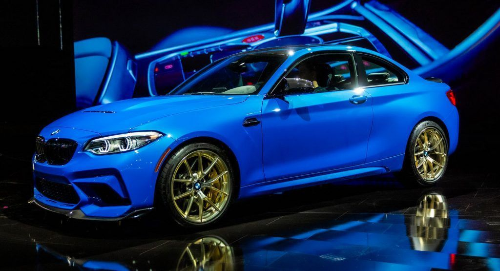 2020 BMW M2 CS Costs Nearly 25000 More Than The M2