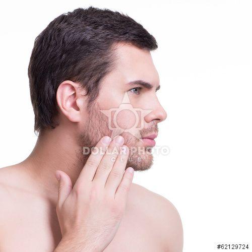 https://br.dollarphotoclub.com/stock-photo/Handsome man with hand near the face./62129724 Dollar Photo Club milhões de imagens por US$ 1 cada
