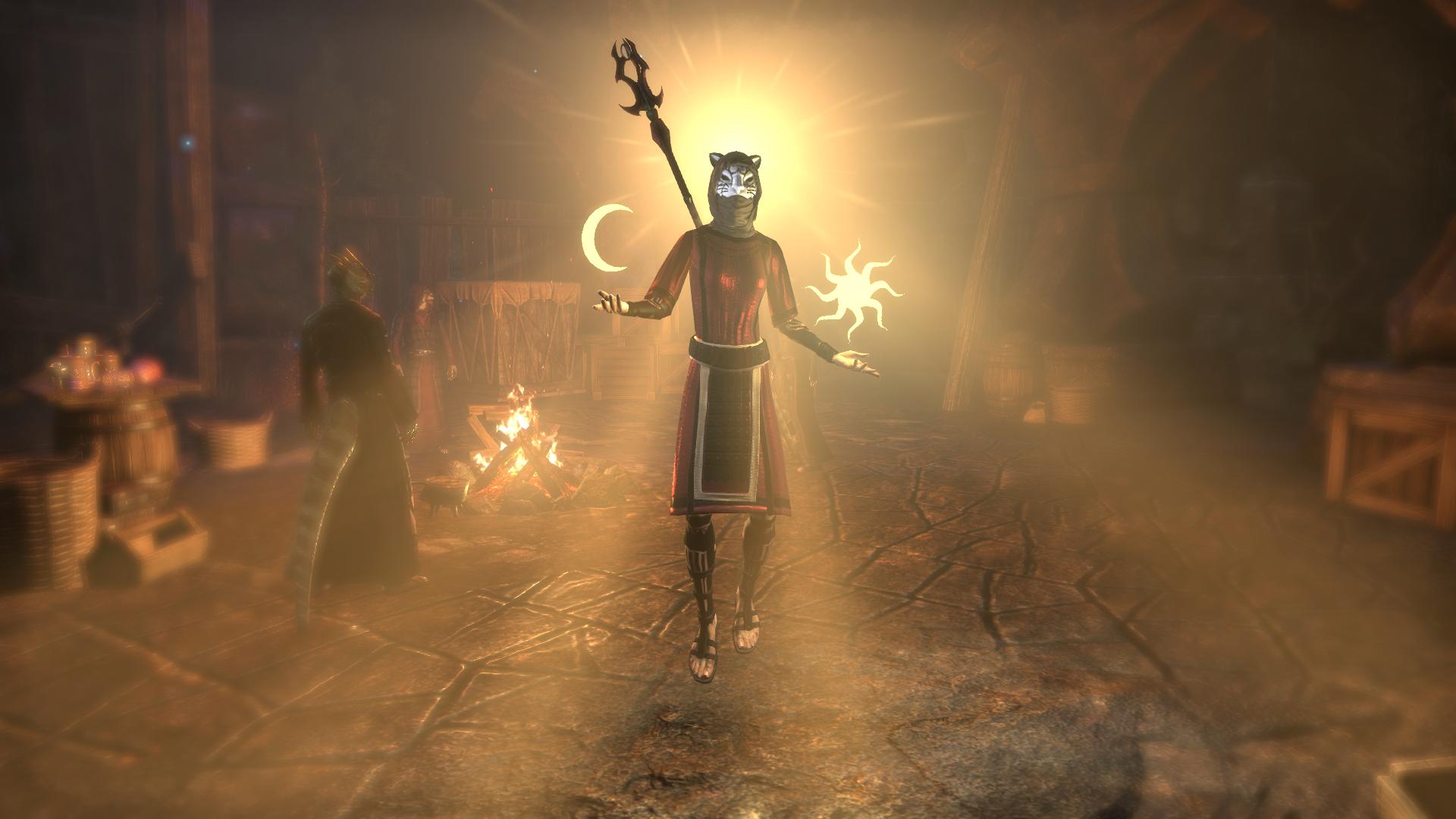 Elder Scrolls Online Azura's Light Memento | Elder scrolls