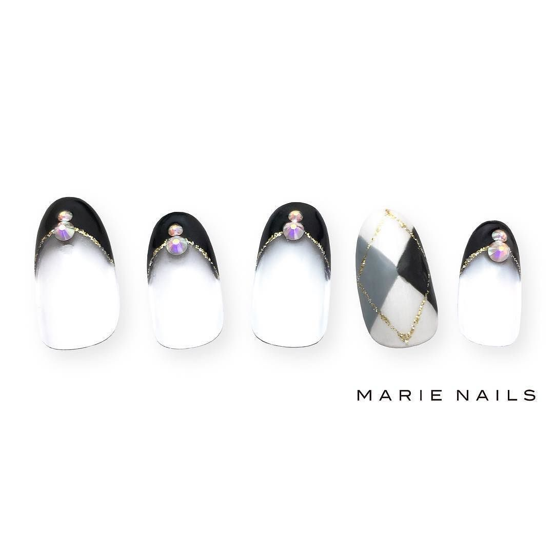 #マリーネイルズ #marienails #ネイルデザイン #かわいい #ネイル #kawaii #kyoto #ジェルネイル#trend #nail #toocute #pretty #nails #ファッション #naildesign #awsome #beautiful #nailart #tokyo #fashion #ootd #nailist #ネイリスト #ショートネイル #gelnails #instanails #newnail #cool #black #french