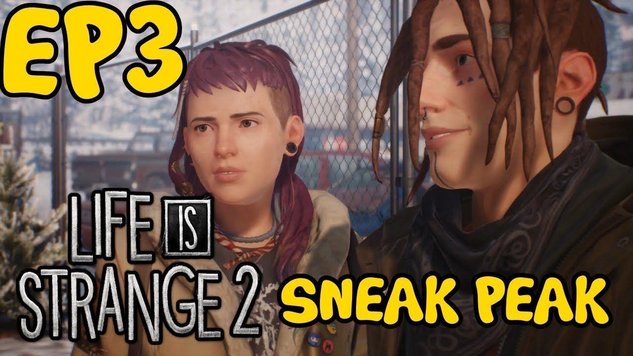 Life Is Strange 2 Episode 3 Sneak Peak