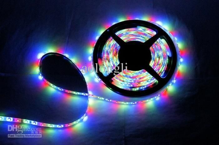 Smd 3528 rgb led strip light rainbow waterproof 60led 5m 300led ir smd 3528 rgb led strip light rainbow waterproof 60led 5m 300led ir remote controller power supply wholesale outdoor led strip lights battery powered led aloadofball Choice Image