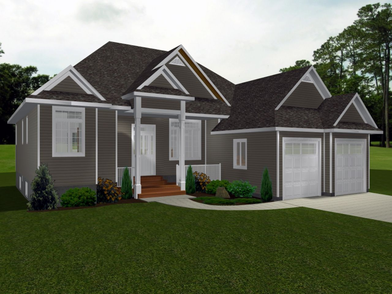 10 Bungalow House Plans To Impress Craftsman Style House Plans Bungalow House Plans Craftsman Bungalow House Plans