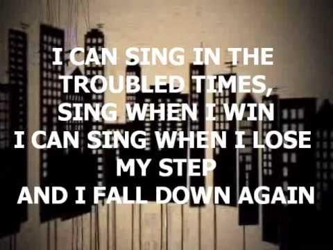 How Can I Keep From Singing Chris Tomlin W Lyrics Lyrics