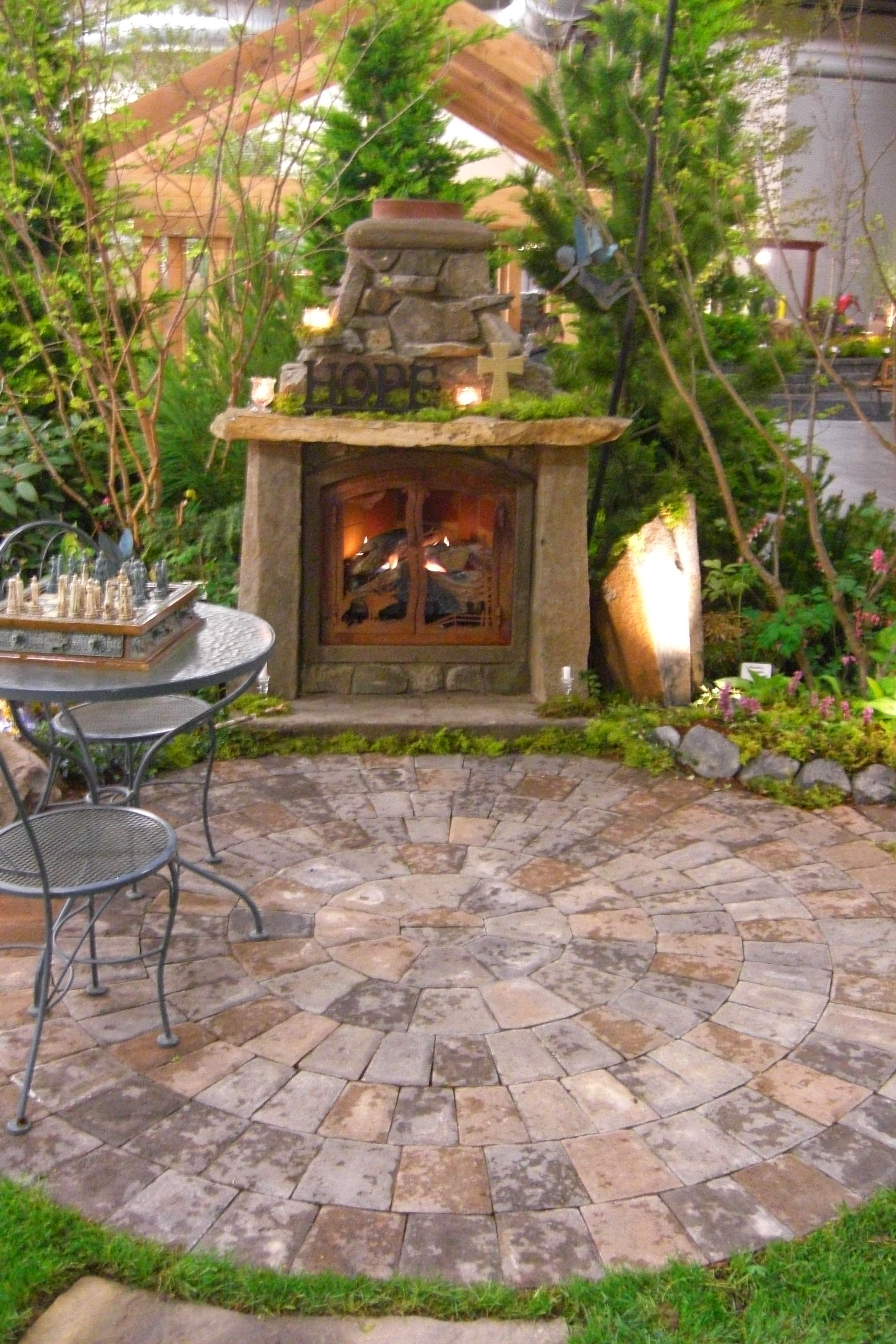 cobbled patios - Google Search | Landscaping Ideas | Pinterest ...