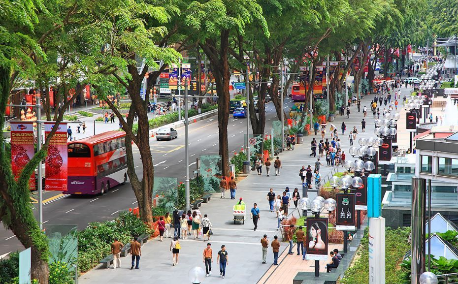 Top 10 Best Orchard Road Singapore Shopping Malls You Should Not Miss Living Nomads Travel Tips Guides News Information Orchard Road Singapore Tourist Places Visit Singapore