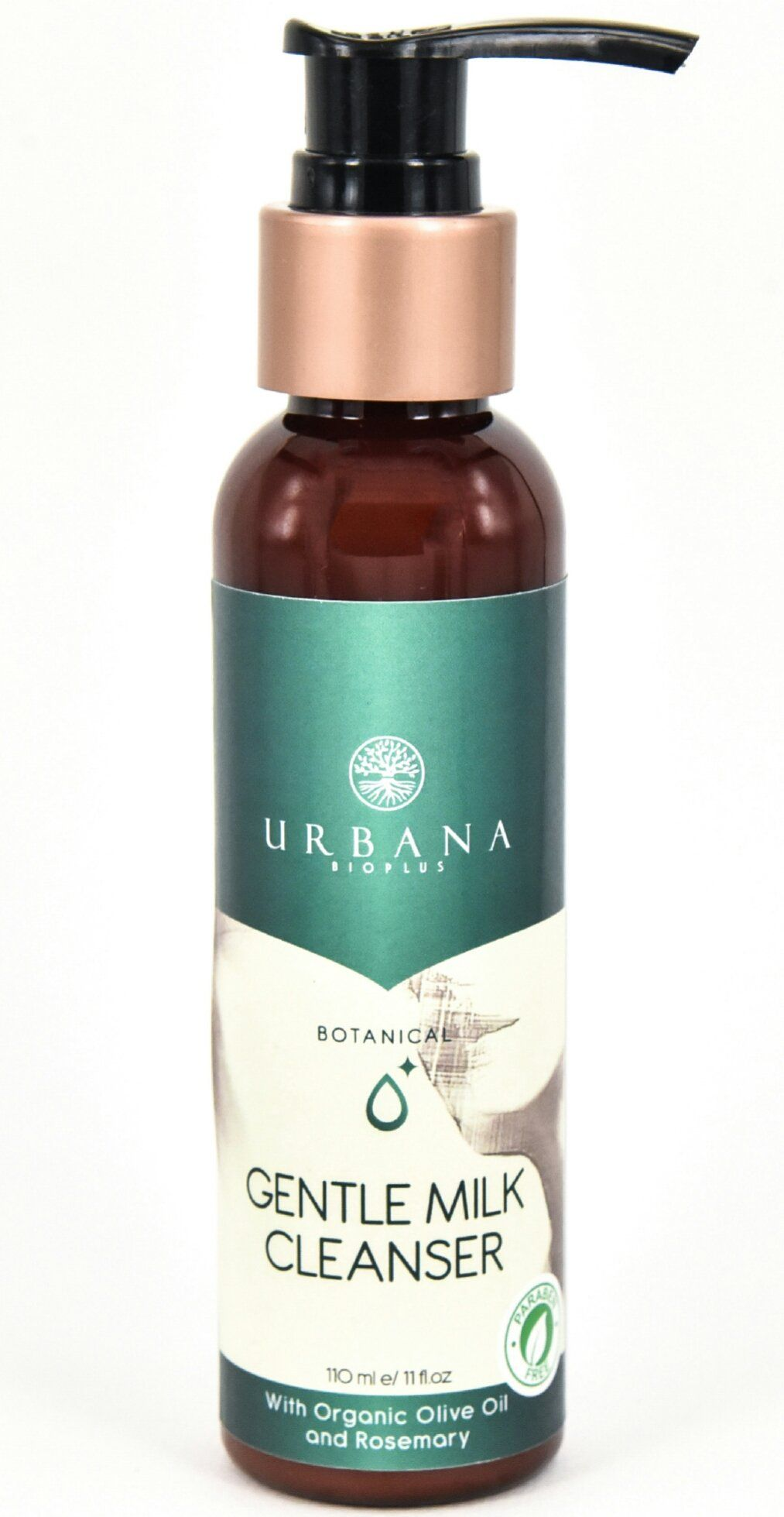 Acne Face Wash *** URBANA BIOPLUS Botanical Gentle Milk