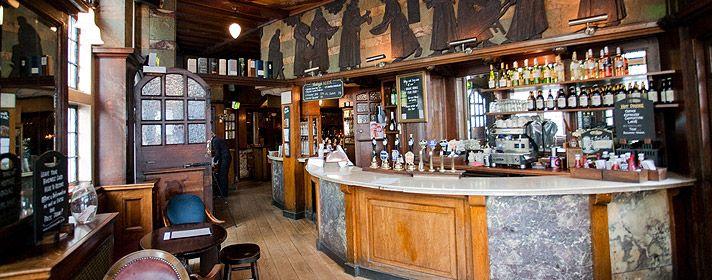The Blackfriar in Blackfriars London - Home