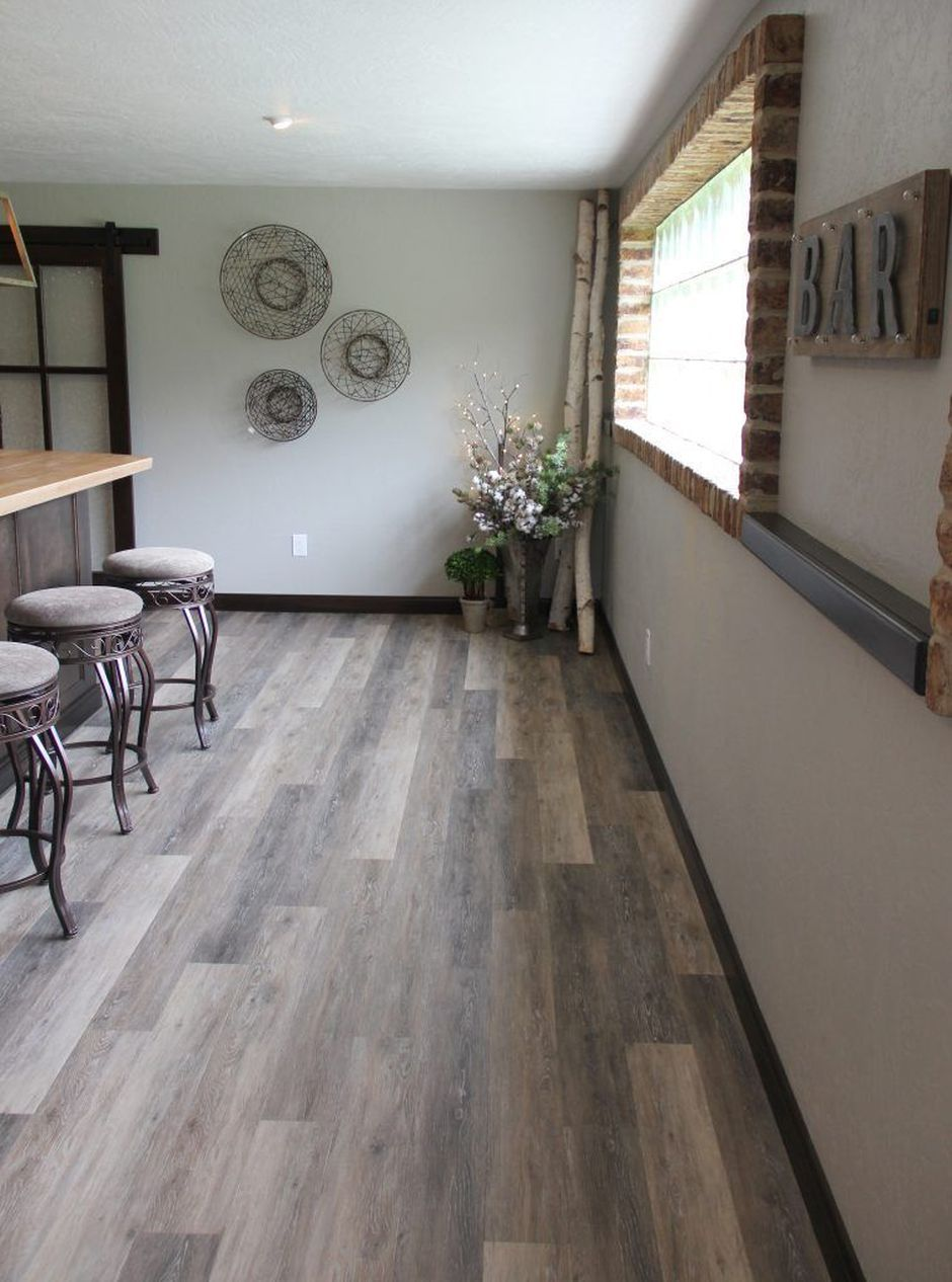 50 Luxury Vinyl Plank Flooring to Make Your House Look