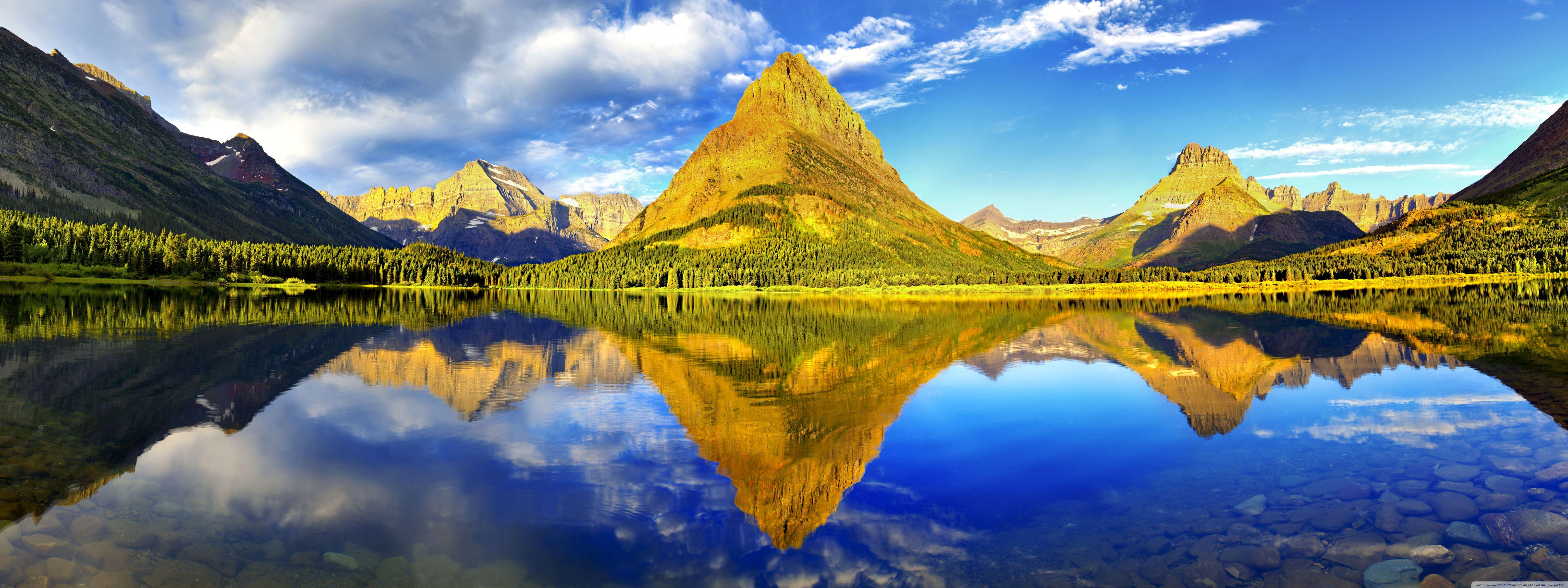 Windows 7 Panoramic Wallpaper Wallpapersafari Glacier National Park Glacier National Park Montana National Parks