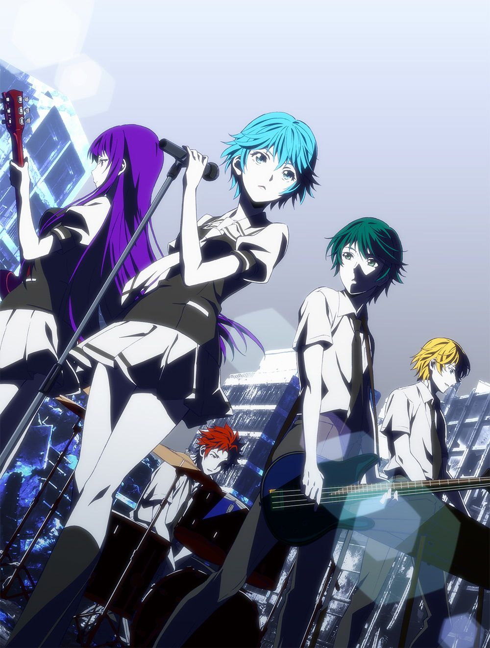 Fuuka This Anime So Far Is Amazing Still Being Made 2017 Plzzzzzz Watch Genre