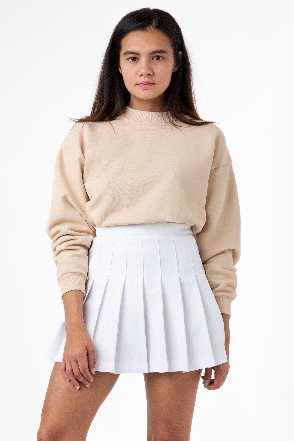 Rgb300 Tennis Skirt In 2020 White Tennis Skirt Tennis Skirt Outfit Tennis Skirt