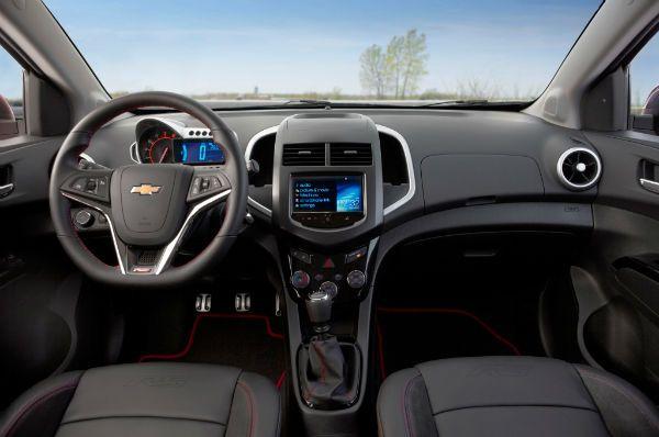 2016 Chevrolet Sonic Interior Chevy Sonic Chevrolet Sonic