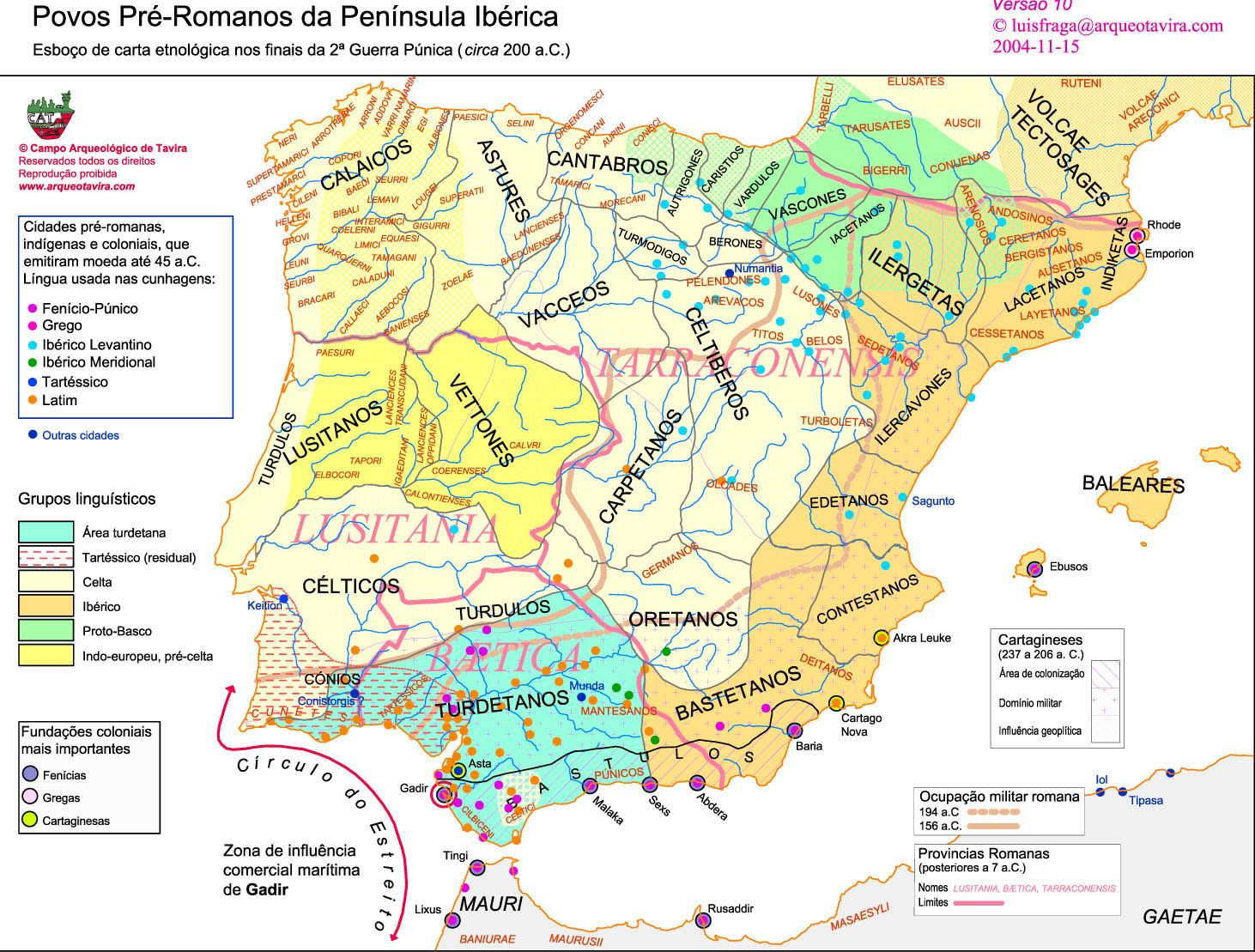 Celtic iberian google search learn history map of