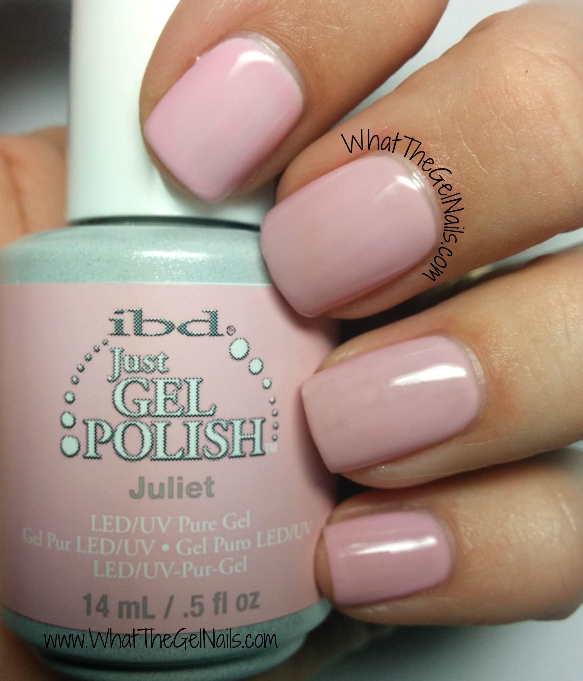 IBD Juliet plus more springy gel polish colors.   Nail Files ...