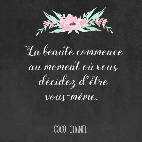 10 quotes by coco chanel to awake your inner french lady. Black Bedroom Furniture Sets. Home Design Ideas