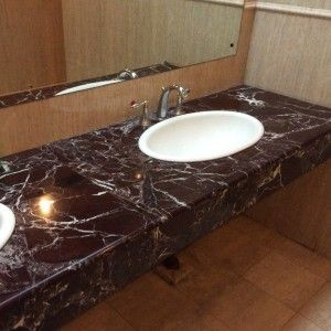 Bathroom Marble Countertops From History Stone Marble