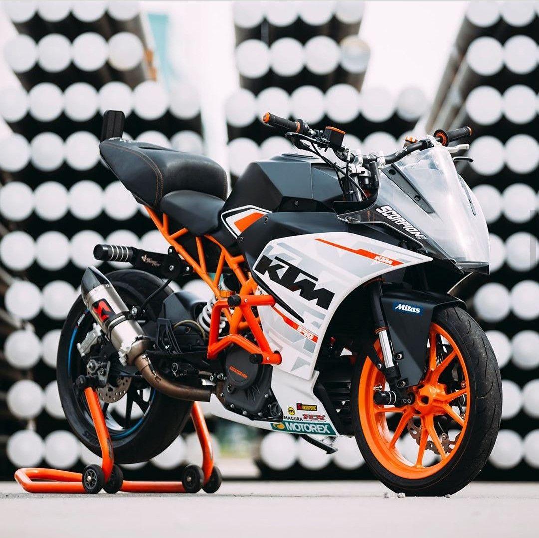 Ktm Rc 390 Modified With Race Kit Ktm Rc Ktm Ktm Rc 200 Get hd wallpapers ktm bike pictures