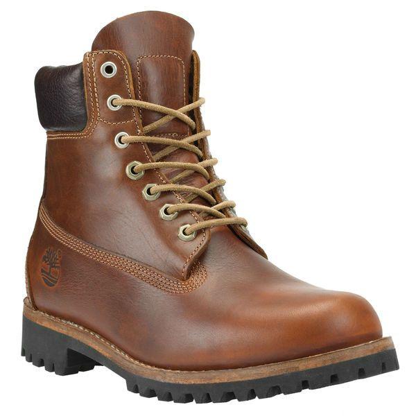 TimberlandEarthkeepers® Heritage Rugged Waterproof Boots