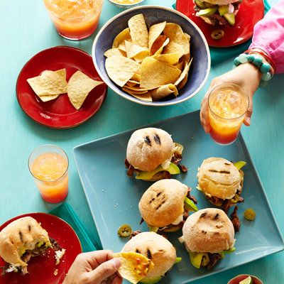 Mexican finger food fiesta cinco de mayo de mayo and mexicans throw the ultimate fiesta with this menu of delicious mexican finger foods like chimichangas steak tortas and more forumfinder Choice Image