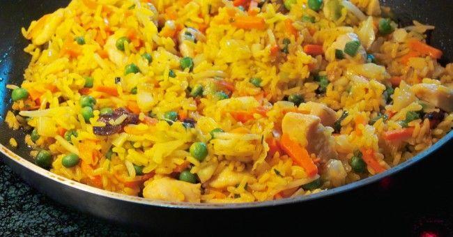 Photo of Rezepte für eine Curry Reis Pfanne: entdecken Sie den Orient – Hauptspeisen