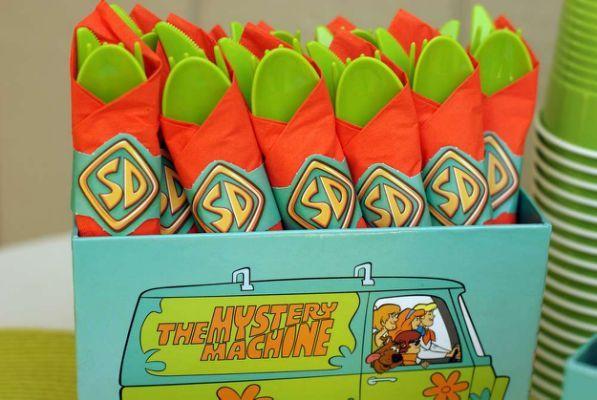 Scooby Doo Birthday Party Ideas SCOOBY DOO BIRTHDAY Pinterest