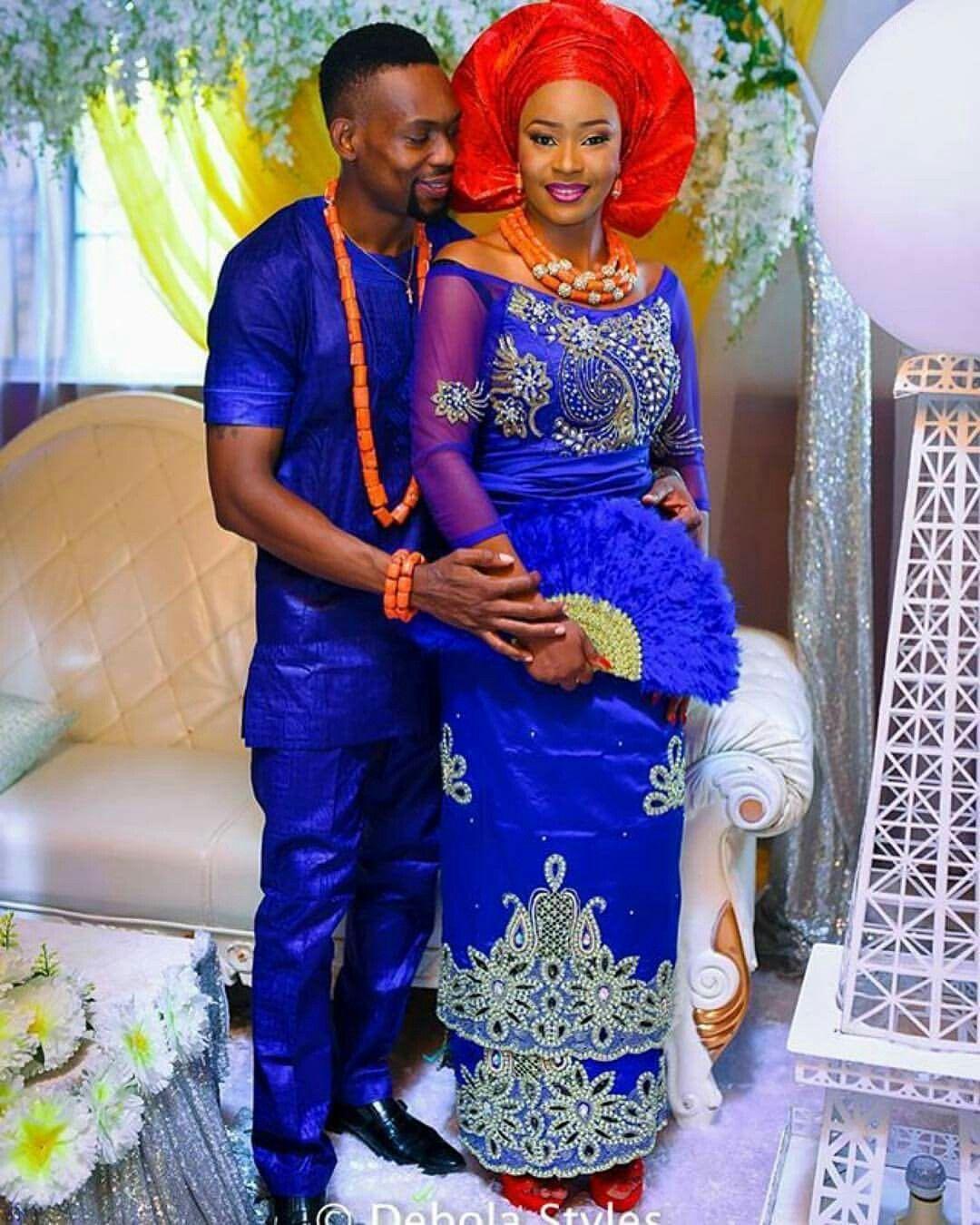 Pin By The Melanin Show On Ankara Fashion Traditional Wedding Attire Nigerian Wedding Attire African Bride