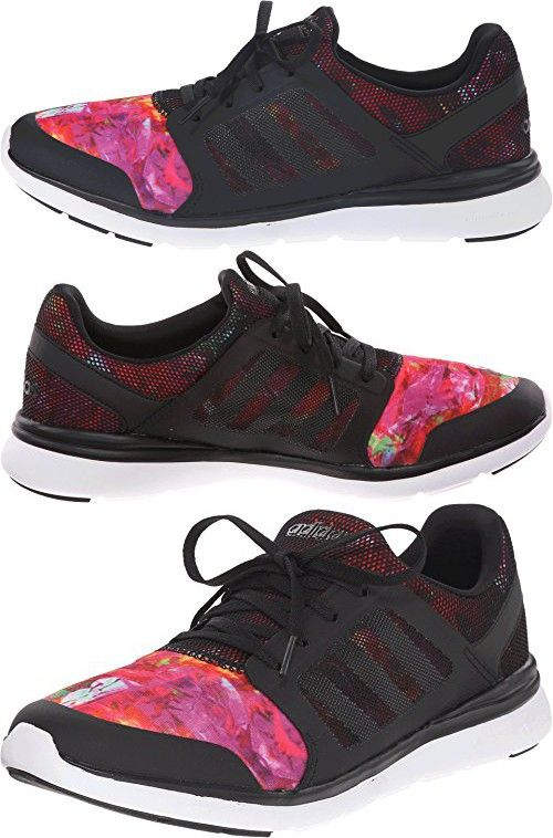 Adidas NEO Women's Cloudfoam Xpression Mid Shoes,Multi Color/Black,8 B -