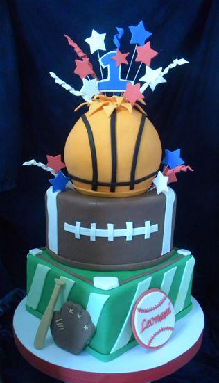 Birthday Cake For Chayito