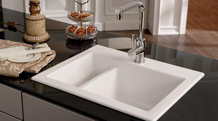 VILLEROY & BOCH SUBWAY -  Porcelænsvask i smukt design | Quality Brands