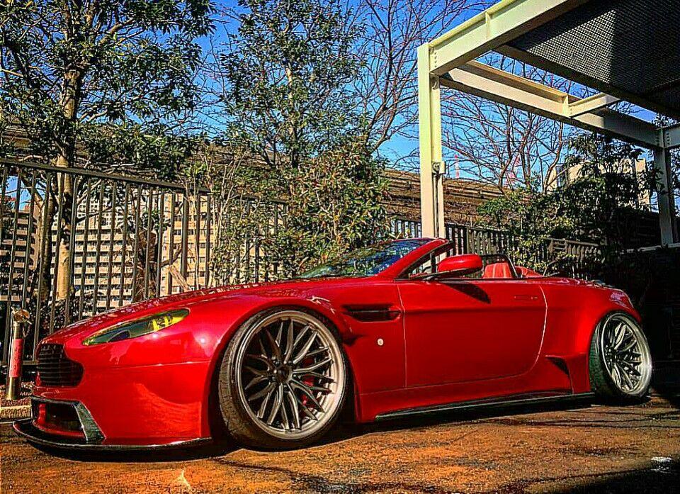 Acr Widebody Aston Martin Vantage Aston Martin Vantage Aston Martin Aston