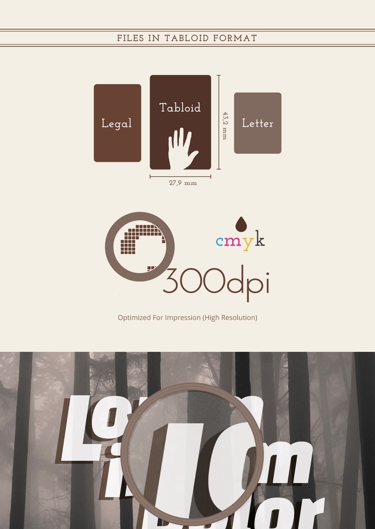 Download Great pack of Font Poster Designs in a retro style, for ...