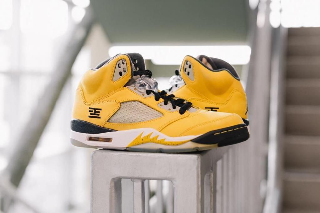 newest 80304 cd2c8 Shop the Jordan 5 Retro Tokyo T23 today at StockX!
