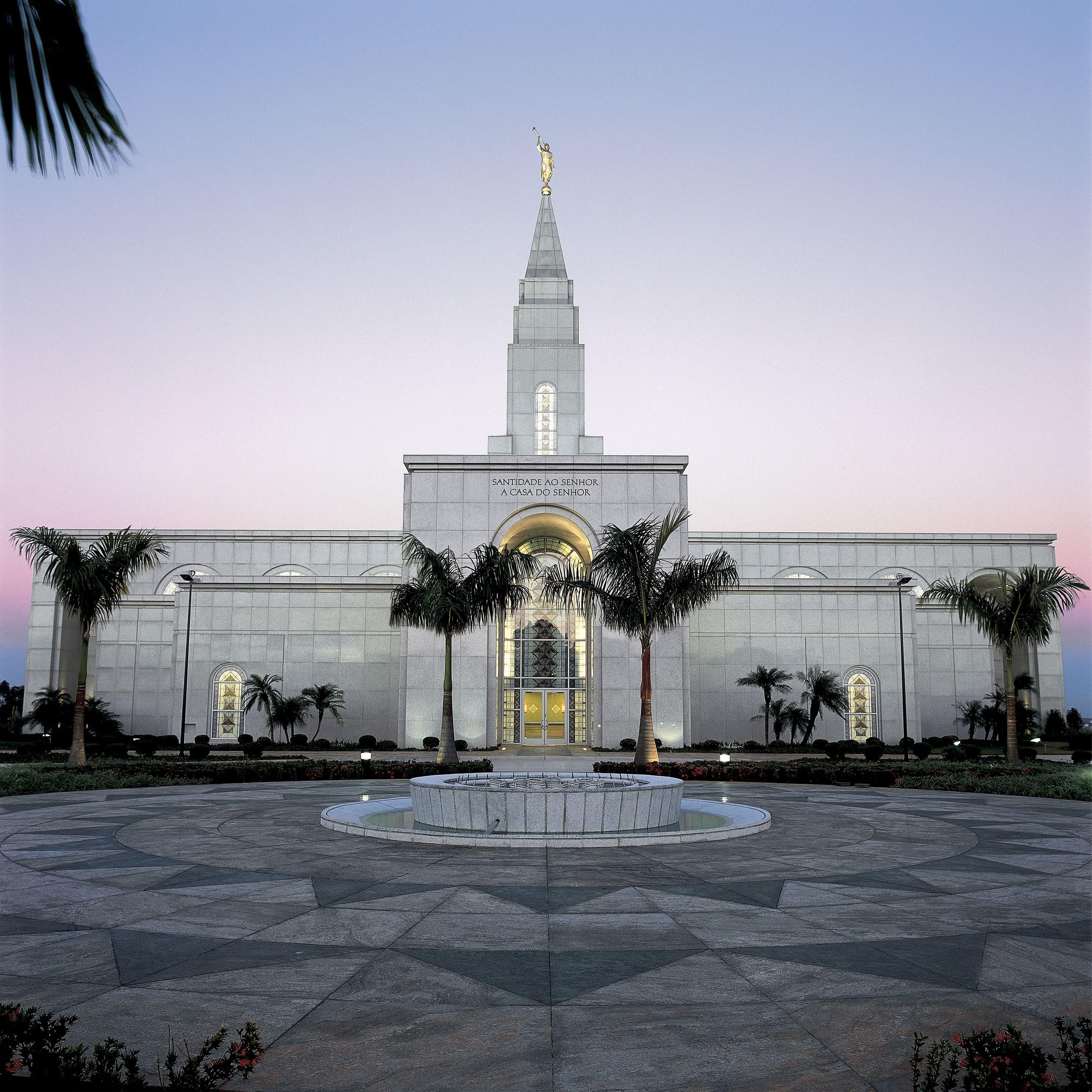 Porto Alegre Lds Temple Templos Mormons Templos Sud Templos
