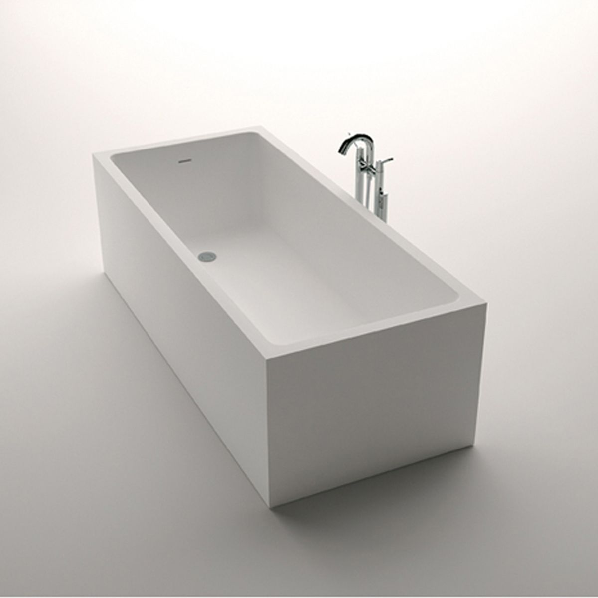 Good Bathroom Beautiful White Square Ceramic Bathtub Designs 27 Photos Of Modern  And Minimalist Bath Tub Design